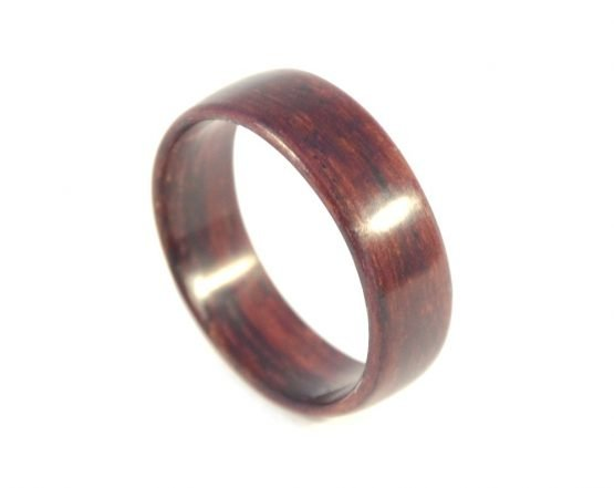Indian Rosewood - from top