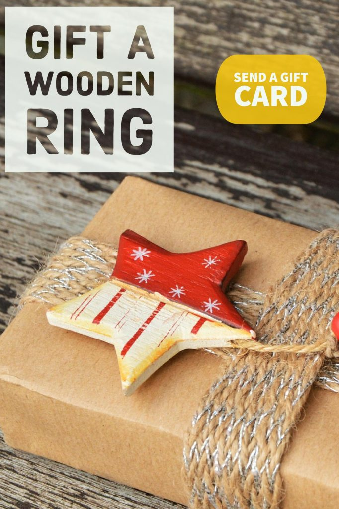 Gift a ring - send a gift card